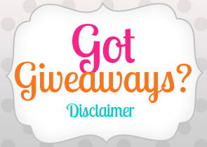 got giveaways disclaimer modern blogger