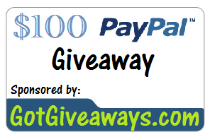 Paypal Giveaway Button