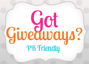 got giveaways pr friendly modern blogger