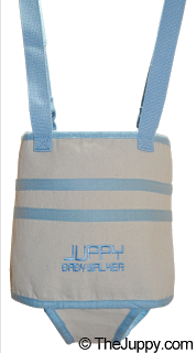 Blue Juppy Baby Walker Giveaway