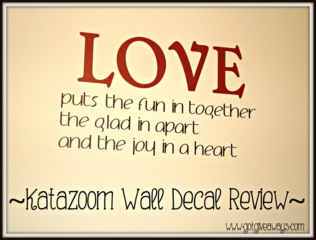 katazoom wall decal review 1