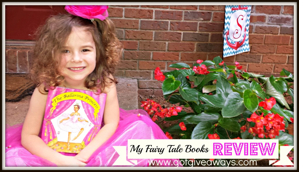my fairy tale books review 1