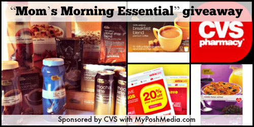 morning essentials giveaway