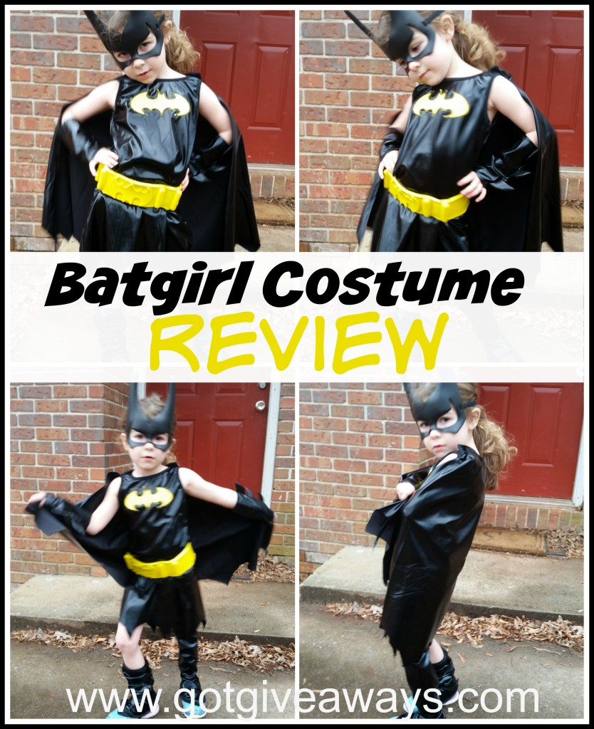 batgirl costume review