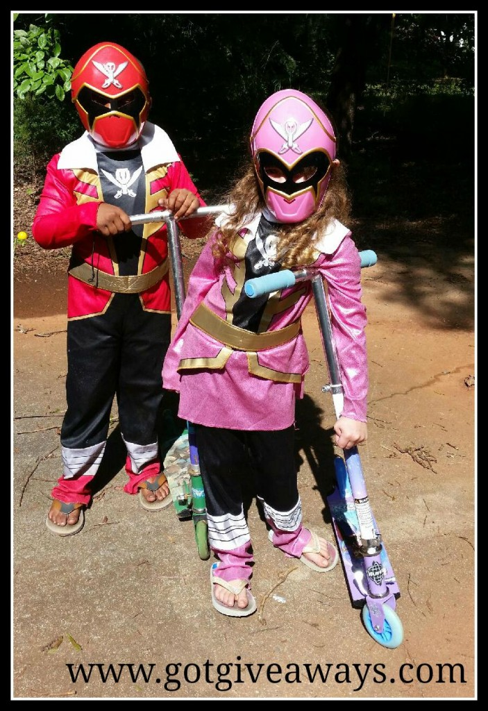 power rangers costume review 2