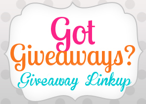 got giveaways giveaway linkup blogger