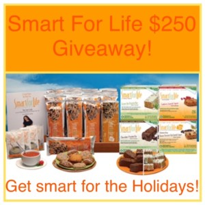 smart for life giveaway