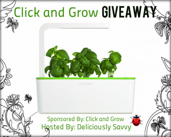 click and grow giveaway