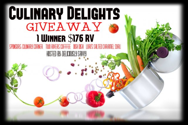 culinary delights giveaway