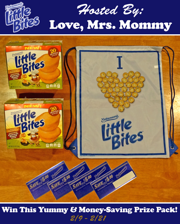 little bites giveaway preview