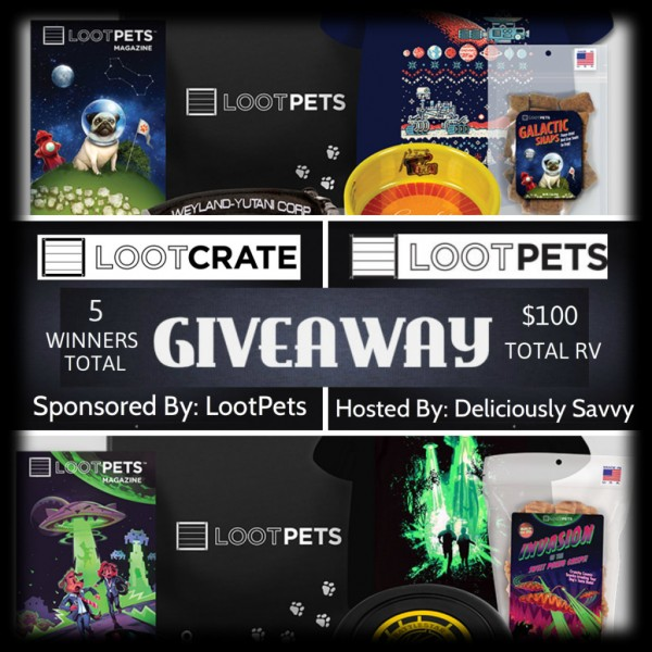 loot crate loot pet giveaway